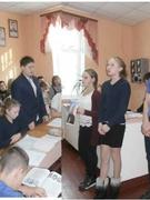 відкритий урок з історії у 9 класі проводить вчителька Стецюк Н.С.