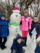 Сніговик FEST