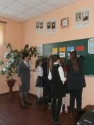 відкритий урок з історії  у 6 класі проводить вчителька Шарук В.М.