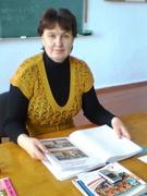 Малик Валентина Іванівна