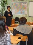 Семінар для слухачів  «Школи кадрового резерву заступників директорів шкіл»