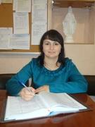 Базар'я Оксана Миколаївна