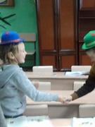 відкритий урок з музичного мистецтва у 3 класі проводить вчителька Мухаровська Н.Л.