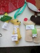 Виставка творчих робіт учнів 5-8 класів з обслуговуючої праці. Вчитель - Благодир А.Д.