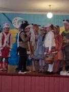 Новорічне свято для учнів 1-4 класів