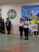 Учасники мовно-літературного конкурсу
