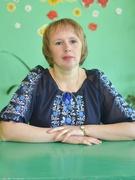Свищ Оксана Володимирівна