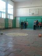 тренування з  футболу  в Зінькові